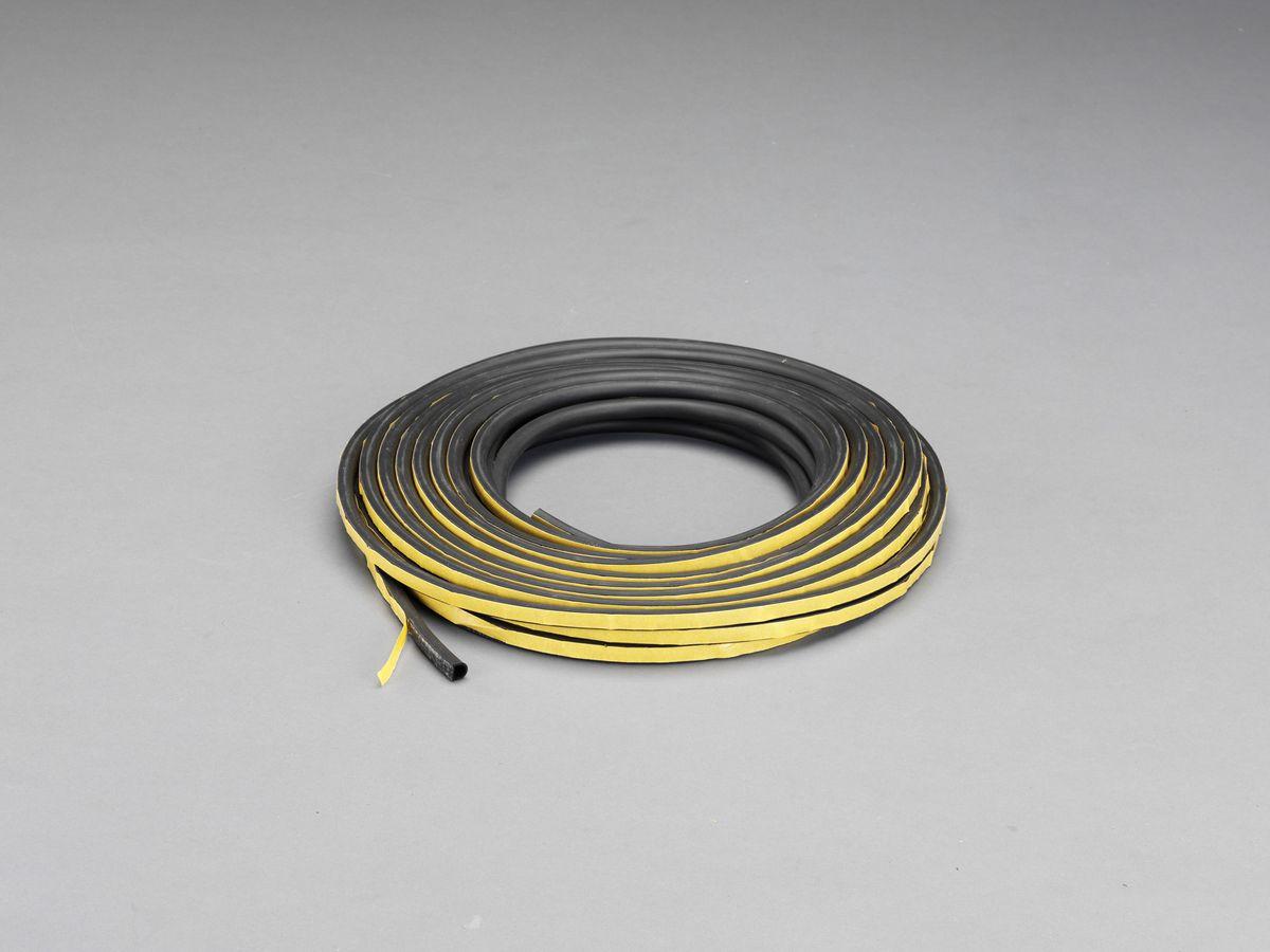 【メーカー在庫あり】 エスコ ESCO 12x 10mm/20m ガスケット 粘着テープ付 000012250912 JP店