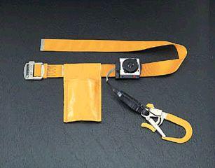 【メーカー在庫あり】 エスコ ESCO 安全帯 ショックアブソーバー付 000012028188 JP店