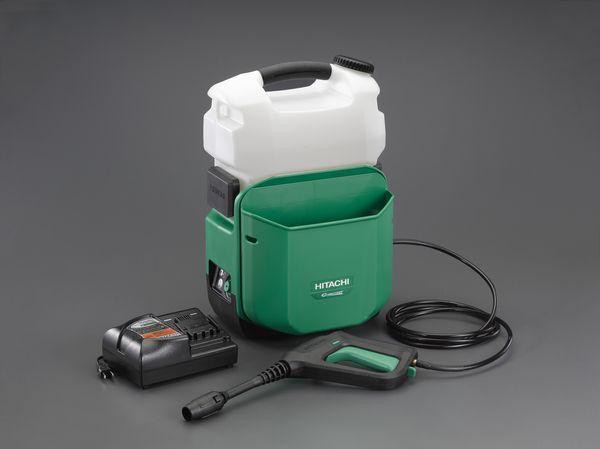 EA115TH-1 エスコ ESCO DC14.4V [充電式] 高圧洗浄機(バッテリー付)