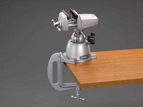 【メーカー在庫あり】 EA525ML-100 エスコ ESCO 64mm/0- 57mm マルチバイス(クランプ付)