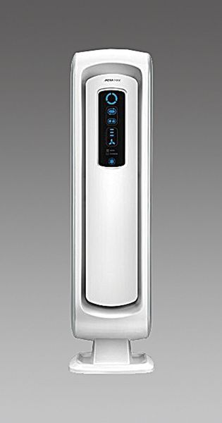 【メーカー在庫あり】 EA763AD-81 エスコ ESCO AC100V/ 40W/ 8畳 空気清浄器
