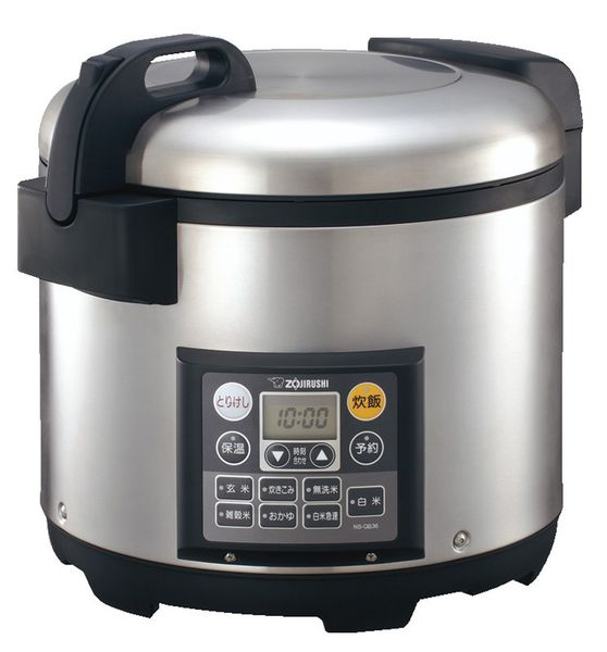 EA763AJ-49B エスコ ESCO 2.0升 [業務用]マイコン炊飯ジャー
