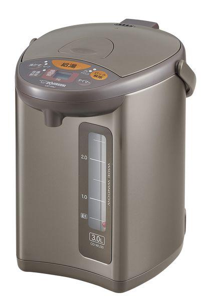 【メーカー在庫あり】 EA763AR-47C エスコ ESCO AC100V/700W(3.0L) 沸とう電動ポット(マイコン)