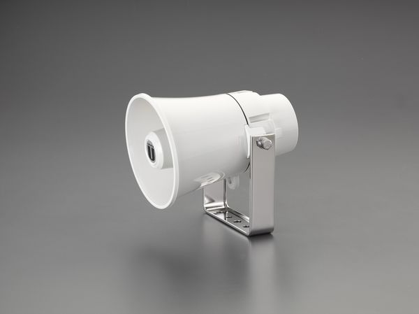 【メーカー在庫あり】 EA763CS-6A エスコ ESCO 5W 防滴型スピーカー