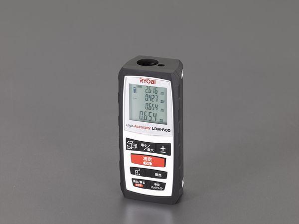 【メーカー在庫あり】 EA720ZR-1B エスコ ESCO 0.1 - 60m レーザー距離計