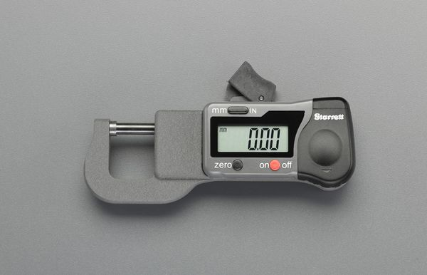EA725EF-20 エスコ ESCO 0- 12.5mm デジタルマイクロメーター