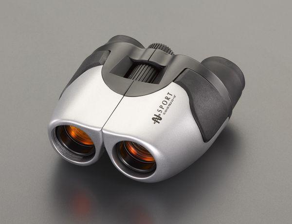 【メーカー在庫あり】 EA757AD-101 エスコ ESCO x10-30/25mm 双眼鏡(ズーム)