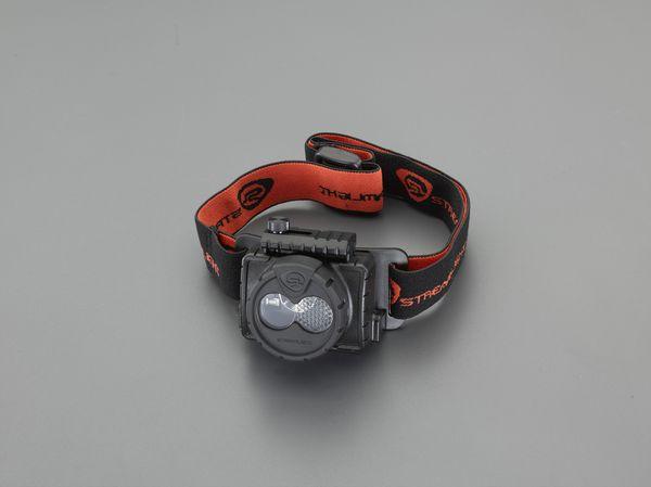 【メーカー在庫あり】 EA758SE-6 エスコ ESCO [充電式] ヘッドライト/LED(USB-ACアダプター付)