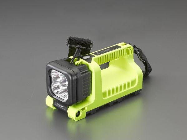 【メーカー在庫あり】 EA758WV-3Y エスコ ESCO [充電式] 作業ライト/LED(黄)