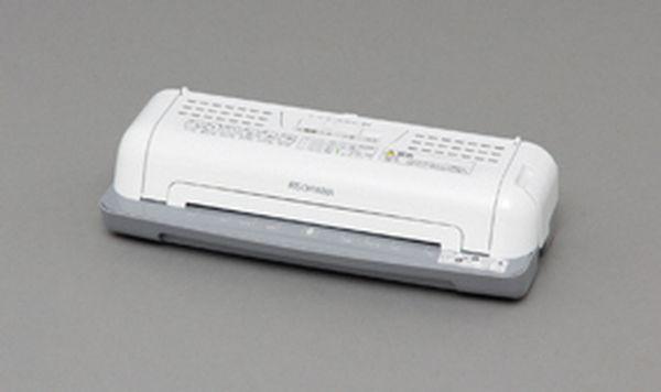 【メーカー在庫あり】 EA761HD-19A エスコ ESCO AC100V/400W/A4 ラミネーター