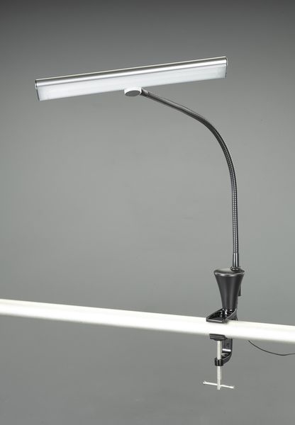 【メーカー在庫あり】 EA761XE-56 エスコ ESCO AC100V/480mm 照明灯/LED(クランプ式)