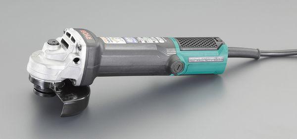 【メーカー在庫あり】 EA809BP-2A エスコ ESCO 100mm/ 980W ディスクグラインダー