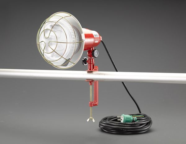 【メーカー在庫あり】 EA814AG-11 エスコ ESCO AC100V/25W 作業灯/LED(コード5m)