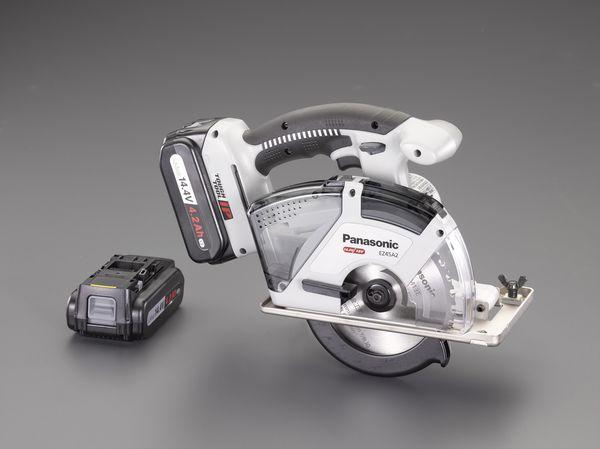 【メーカー在庫あり】 EA851PA-1 エスコ ESCO 135mm/14.4V [充電式]電動丸鋸