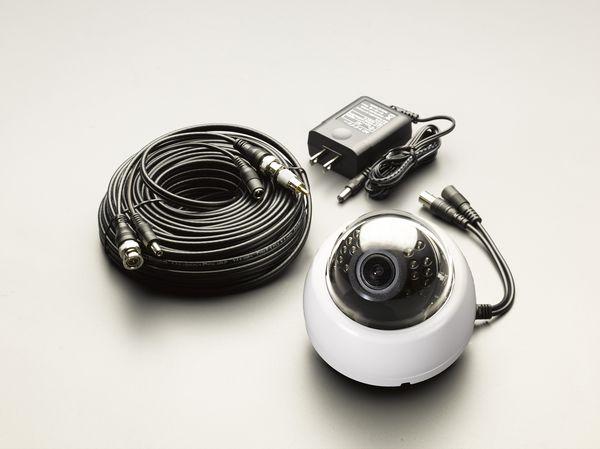 【メーカー在庫あり】 EA864CD-94A エスコ ESCO 防犯カメラ(屋外用)