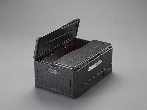 【メーカー在庫あり】 EA917AA-30 エスコ ESCO 600x400x253mm/38L 保温・保冷ボックス(折畳式)