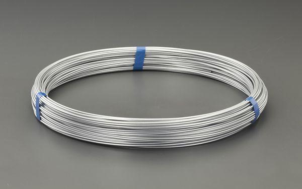 【メーカー在庫あり】 EA951AM-240 エスコ ESCO 4.0mmx250m/#8 鉄針金(25kg)