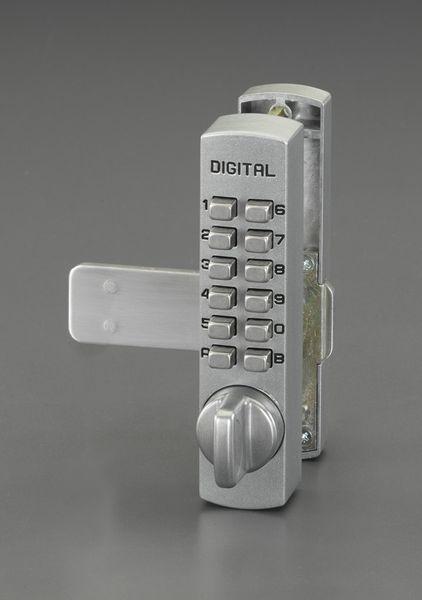 【メーカー在庫あり】 EA951KF-21 エスコ ESCO 25-50mm デジタル面付錠
