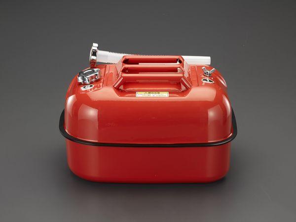【メーカー在庫あり】 EA991HB-124 エスコ ESCO 20L ガソリン携行缶(UN・KHK適合品/4個)