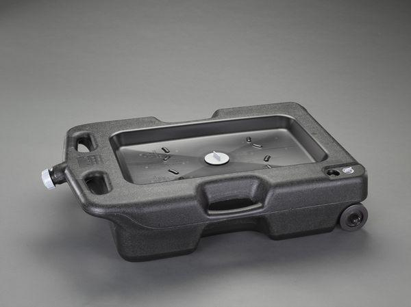 【メーカー在庫あり】 EA992DB-55 エスコ ESCO 990x610x215mm/55L ドレンパン(トラック用)