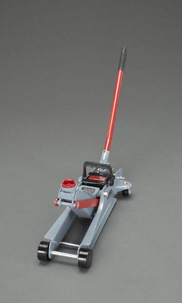 【メーカー在庫あり】 EA993LD-202 エスコ ESCO 2.0ton/85-381mm トロリージャッキ(低床型)