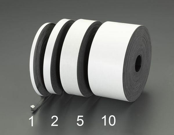 【メーカー在庫あり】 EA997XH-10 エスコ ESCO 100x3mmx10m [粘着付]ゴム板(天然ゴム)