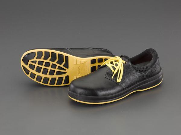 【メーカー在庫あり】 EA998VJ-255 エスコ ESCO 25.5cm 安全靴(静電)