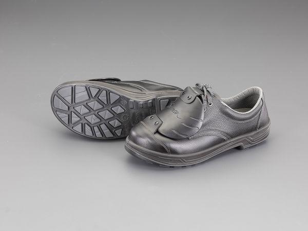 【メーカー在庫あり】 EA998WD-25 エスコ ESCO 25.0cm 安全靴(甲プロテクタ付)
