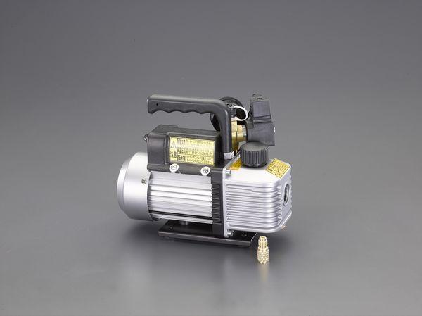 【メーカー在庫あり】 エスコ ESCO 42L 電磁弁付真空ポンプ EA112FA-1 JP店