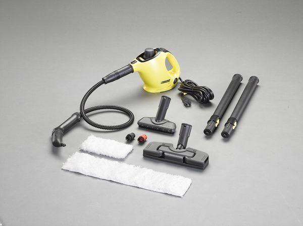 【メーカー在庫あり】 エスコ ESCO AC100V/1200W スチームクリーナー EA115KT-11 JP店