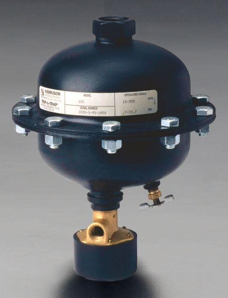 【メーカー在庫あり】 エスコ ESCO Rc 1/2インチ フロート式ドレントラップ(大容量タイプ) EA153E-5 JP店