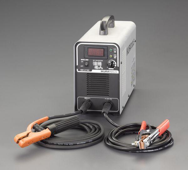 【メーカー在庫あり】 エスコ ESCO 単相100V・200V兼用 インバーター直流アーク溶接機 EA315GJ-14 JP店