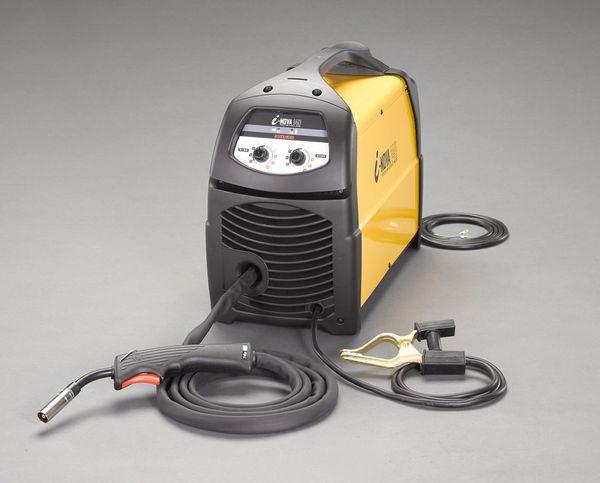 【メーカー在庫あり】 エスコ ESCO 単相200V/140A インバーター半自動溶接機 EA315SC-1 JP店