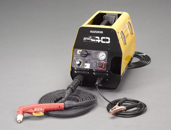 【メーカー在庫あり】 エスコ ESCO 単相100V・200V兼用 エアープラズマ切断機 EA315SG-1 JP店