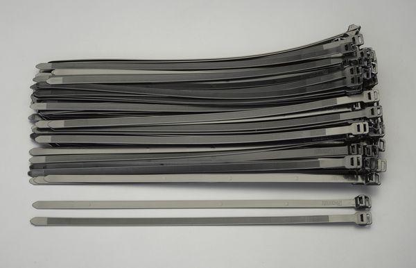【メーカー在庫あり】 エスコ ESCO 229x12.7mm 結束バンド(耐薬品性/100ホン) EA475AX-120 JP店