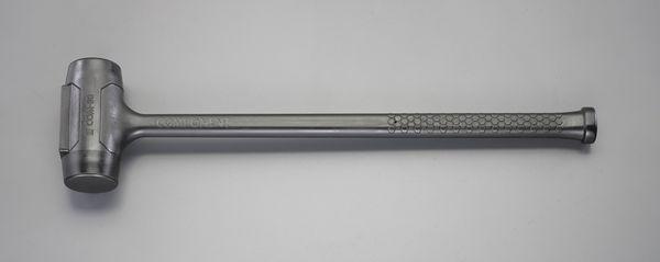 【メーカー在庫あり】 エスコ ESCO φ91mm/5800g 無反動ハンマー(ウレタン) EA575WT-74 JP店