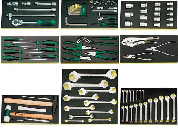 【メーカー在庫あり】 エスコ ESCO 98個組 工具セット EA612TW JP店