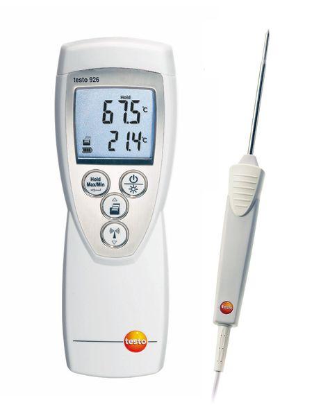 【メーカー在庫あり】 エスコ ESCO -50/ +400℃ デジタル温度計(T熱電対) EA701BF JP店