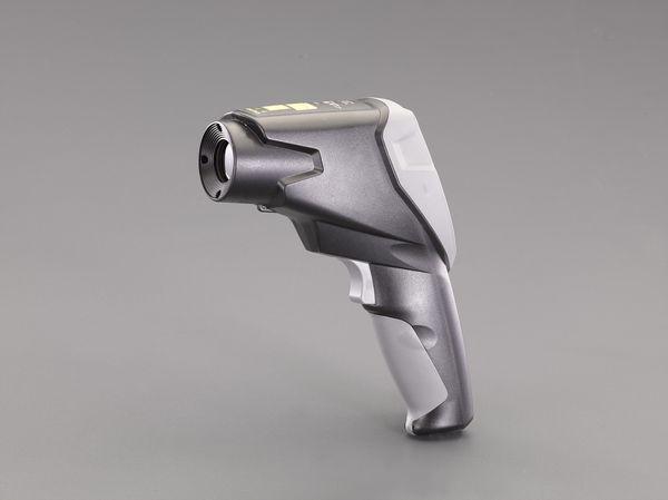 【メーカー在庫あり】 エスコ ESCO 放射温度計(4点レーザー/気体温湿度センサー付) EA701X-21 JP店