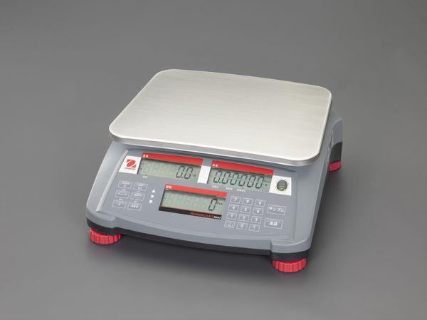 【メーカー在庫あり】 エスコ ESCO 15kg(0.5g) カウントはかり EA715EC-1 JP店