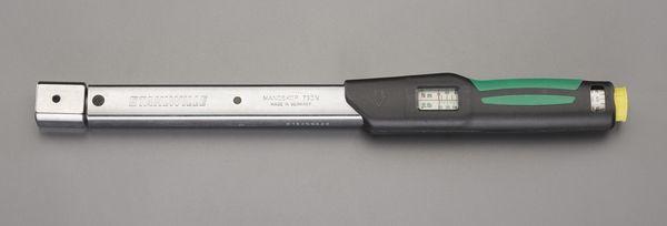 【メーカー在庫あり】 エスコ ESCO 80-400N.m デジタル トルクレンチ(プリセット型) EA723S-45 JP店
