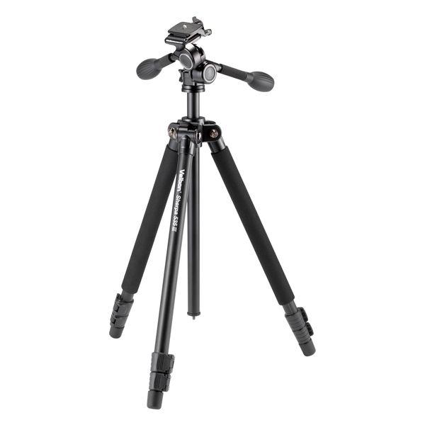 【メーカー在庫あり】 エスコ ESCO 635-1730mm カメラ三脚(中型用) EA759EX-92A JP店