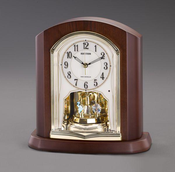 【メーカー在庫あり】 エスコ ESCO 251x242x105mm 電波 置 時 計 EA798CG-76 JP店