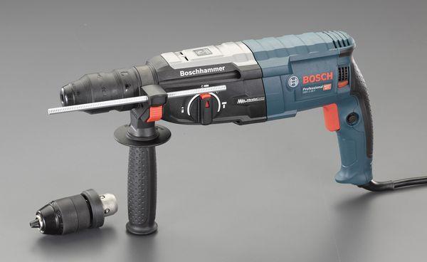 【メーカー在庫あり】 エスコ ESCO 28mm ハンマードリル(キックバック防止機能付) EA810GC-2B JP店