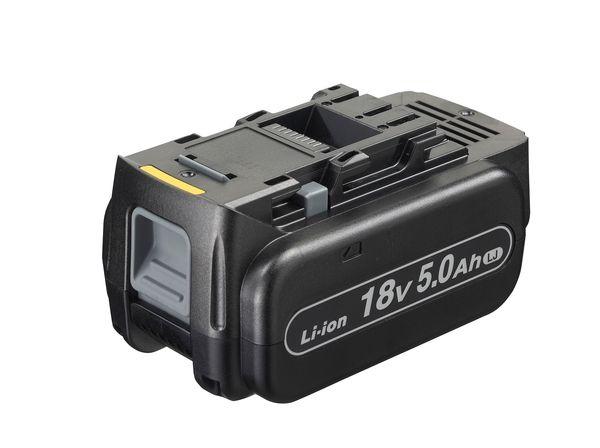 【メーカー在庫あり】 エスコ ESCO DC18.0V/5.0Ah 交換用バッテリー(リチウムイオン電池) EA813PB-18B JP店