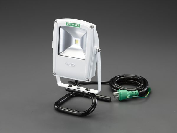 【メーカー在庫あり】 エスコ ESCO AC100V/10W 作業灯/LED(スタンド付) EA814NA-1 JP店