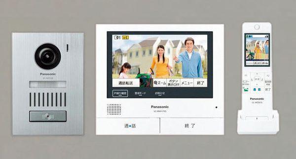 【メーカー在庫あり】 エスコ ESCO ワイヤレスモニター付ドアホン EA864BB-31 JP店