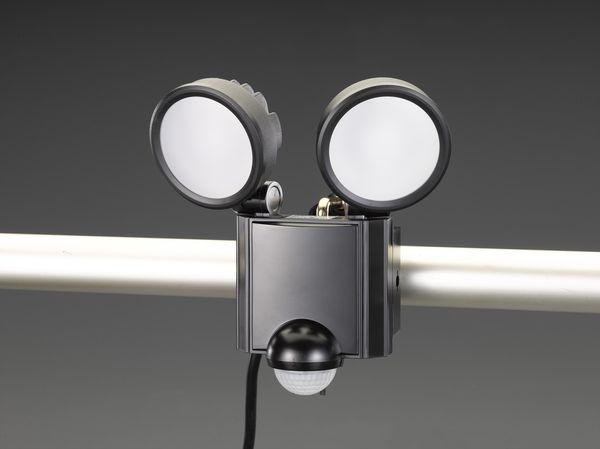 【メーカー在庫あり】 エスコ ESCO AC100V/ 16W LEDセンサーライト EA864CB-182 JP店