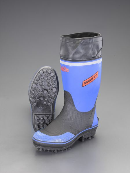 【メーカー在庫あり】 エスコ ESCO 25.5cm 長靴(スパイク底) EA910MA-25.5 JP店