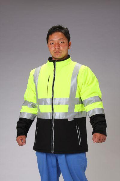 【メーカー在庫あり】 エスコ ESCO L 防寒ジャケット EA915GD-103 JP店